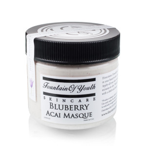 blueberry acai masque