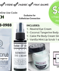 Fountain of Youth Skincare, Esthetician Connection