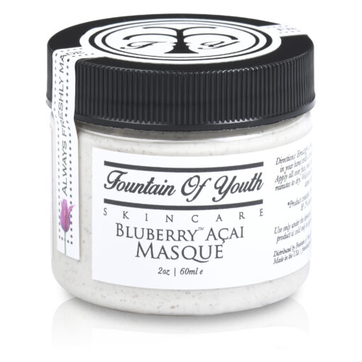 Blueberry Acai Face Mask